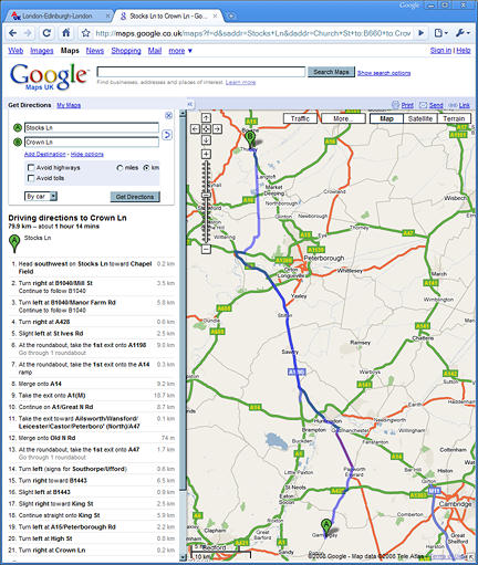 A Google Maps Workflow on google points of interest, google plan route, google car route, united states map route, apple map route, iphone map route, google maps russia, world map route,